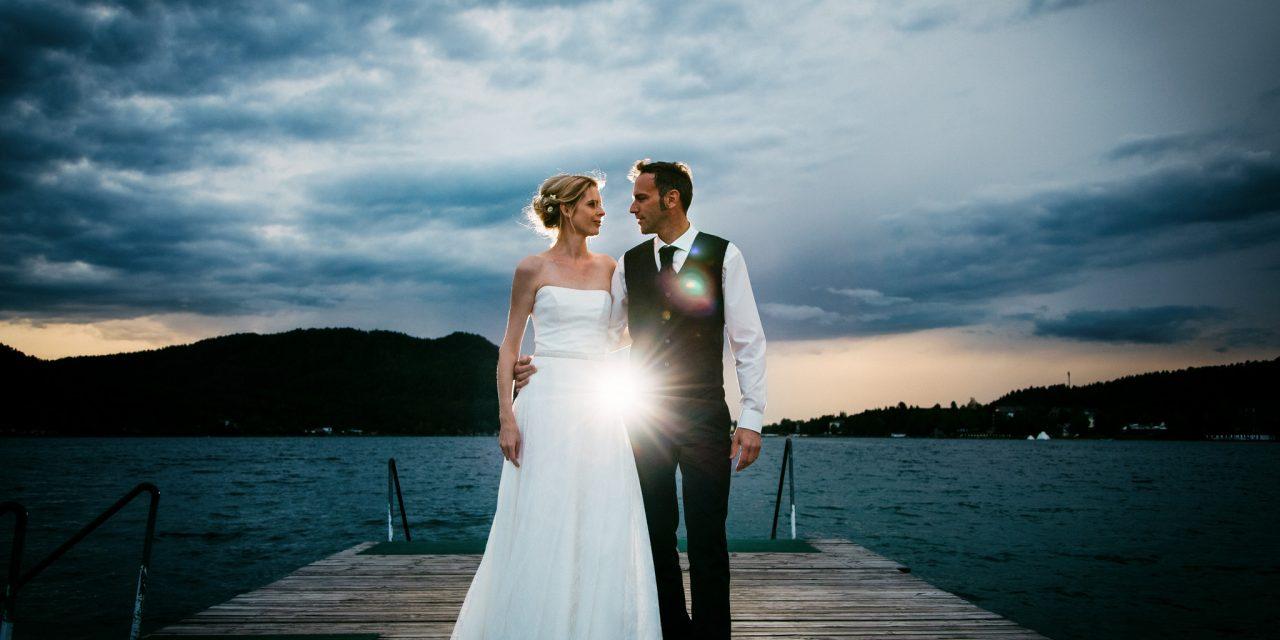 Hochzeit Gerhard & Ingeborg, Kühnsdorf, Seerose Klopeinersee