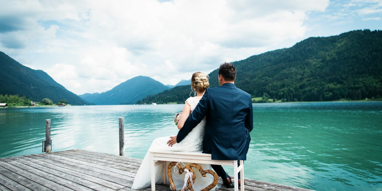 Hochzeit Weissensee Kärnten, Hotel Regitnig